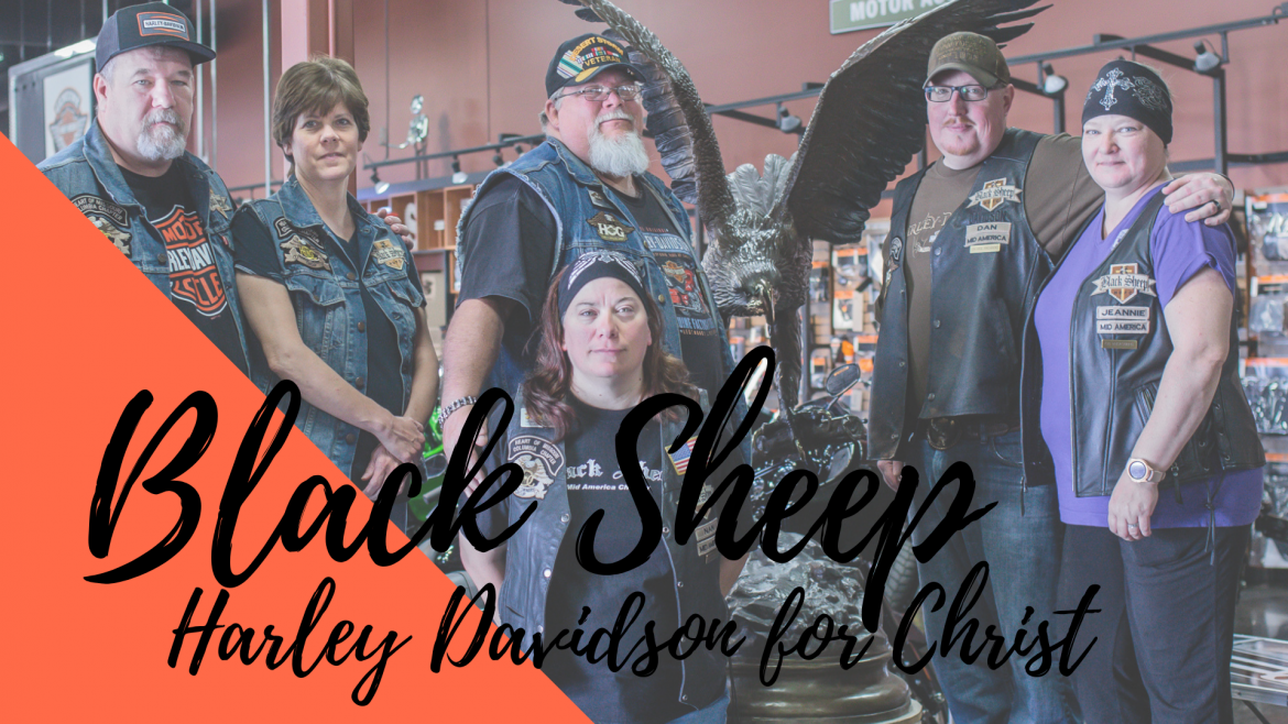 Black Sheep Harley Davidson for Christ (BSHDC)